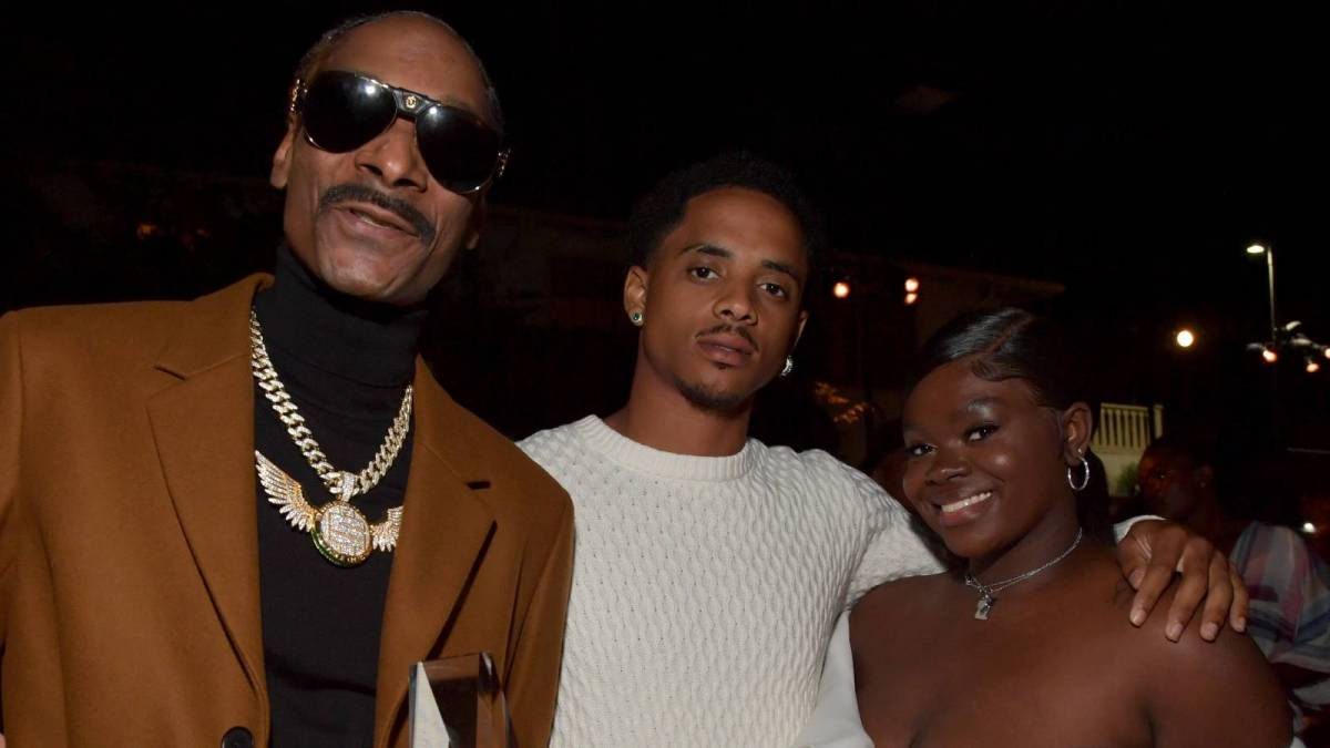 Snoop Dogg's Daughter Snaps After Continued Criticism Over Her Appearance
