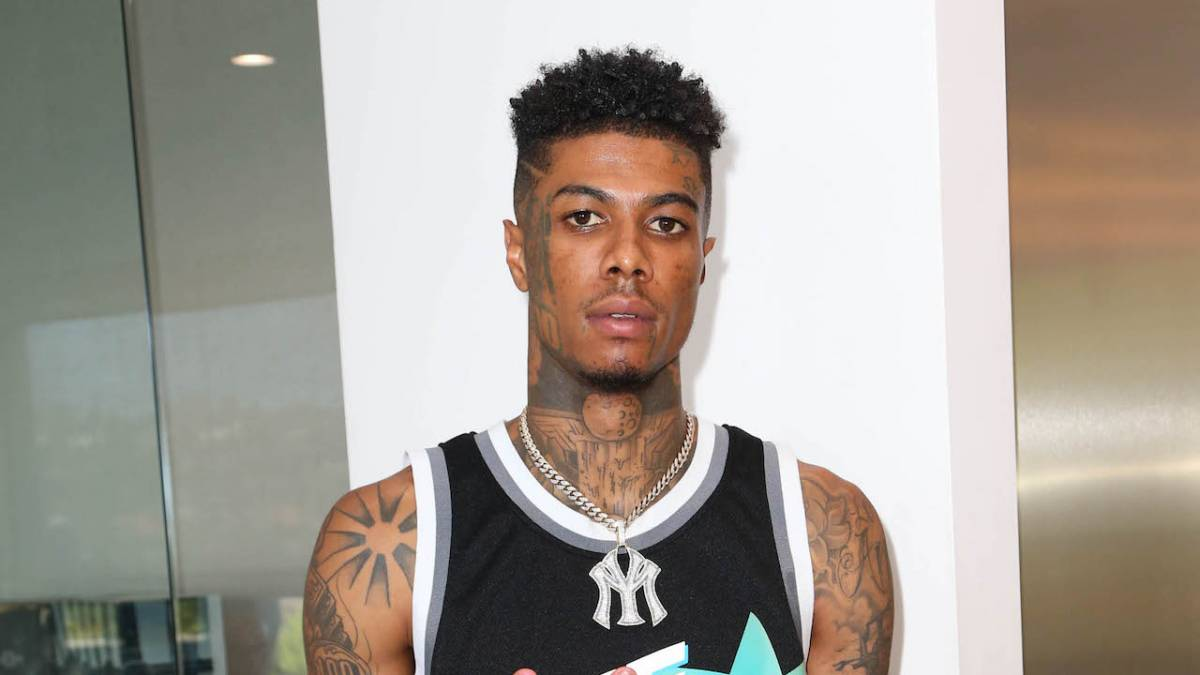 Blueface + His Entourage Viciously Stomp Club Bouncer In Newly Surfaced Video