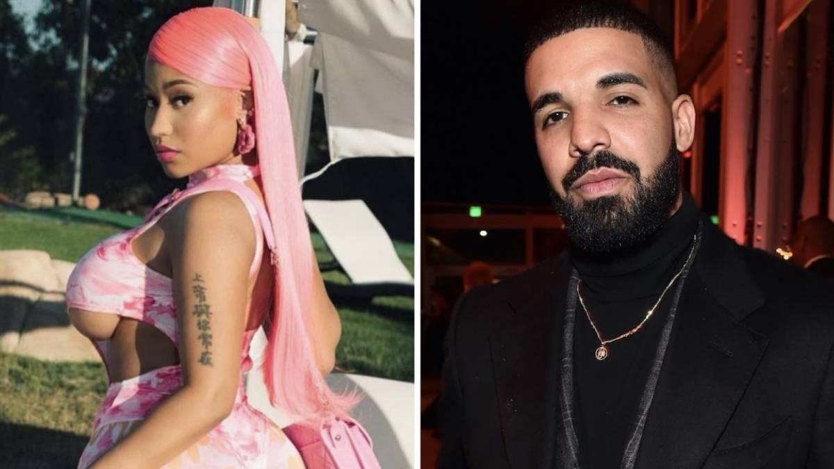 Nicki Minaj Shuts Down Drake's Flirting With BIA On Instagram Live