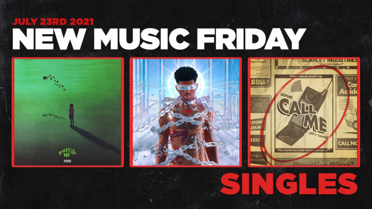 New Music Friday - New Singles From Lil Tecca, Lil Nas X + Jack Harlow, Logic + More