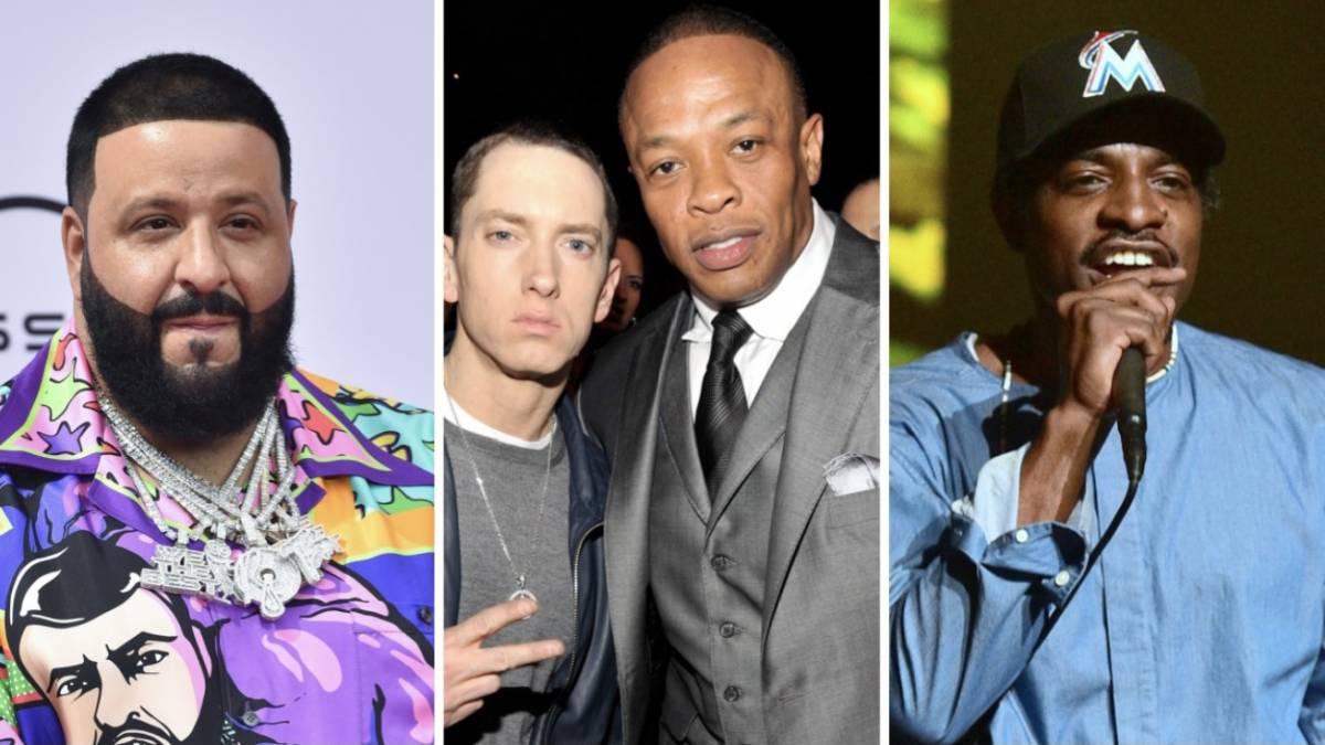 DJ Khaled Hopes To Collaborate With André 3000, Dr. Dre & Eminem