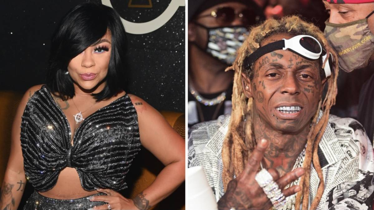 Nivea Speaks On Relationship With Lil Wayne While Proving The-Dream's Predictions On His Songs