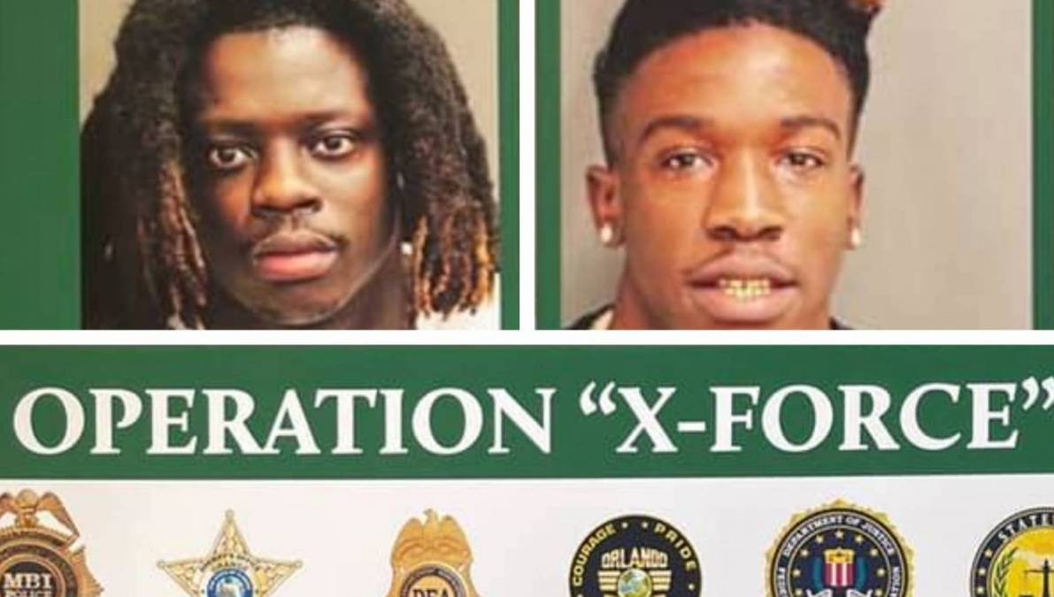 Florida Rappers 9lokkNine & HotBoii Slapped With RICO Charges As Part Of 34-Man 'Operation X-Force'