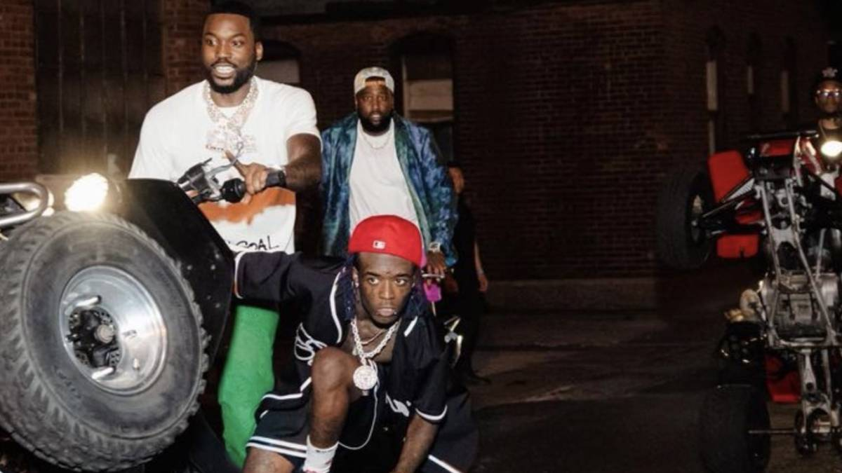 Meek Mill & Lil Uzi Vert Bring Out The Bikes For New Music Video