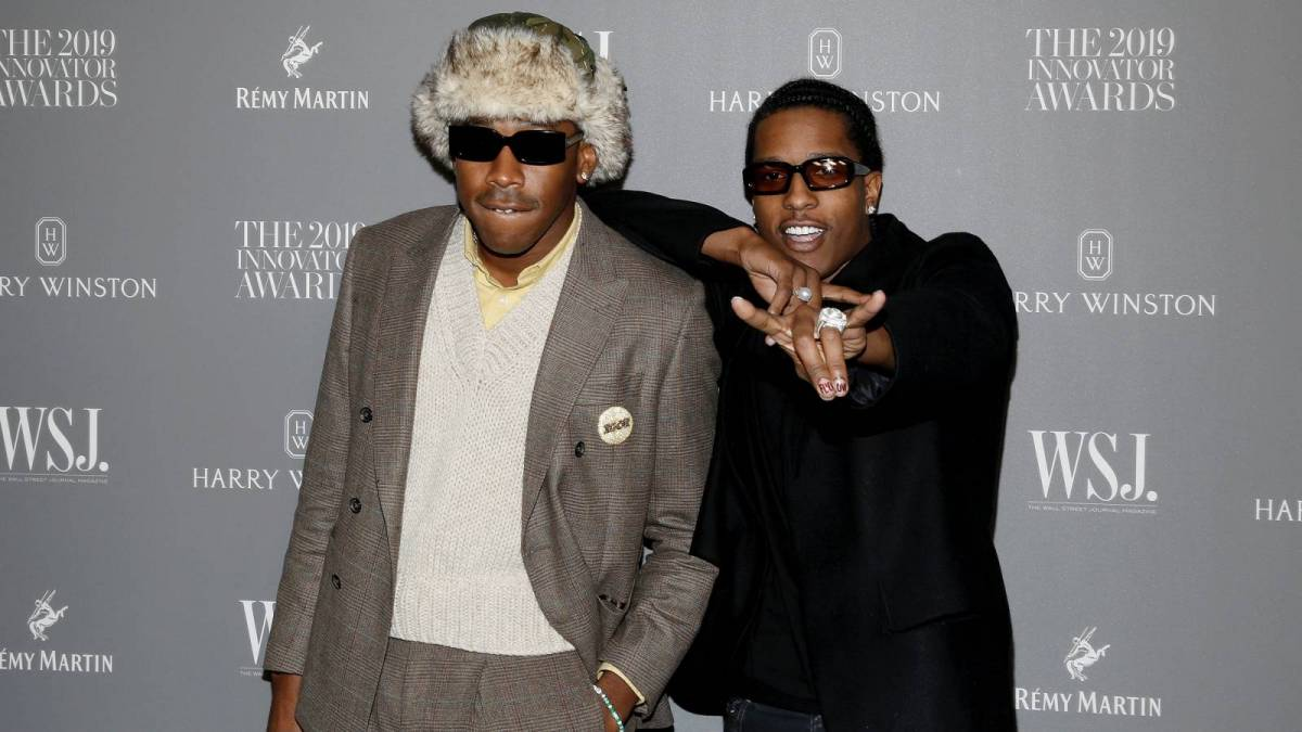 A$AP Rocky Ignored Tyler, The Creator's Request To Be On 'CALL ME IF YOU GET LOST'