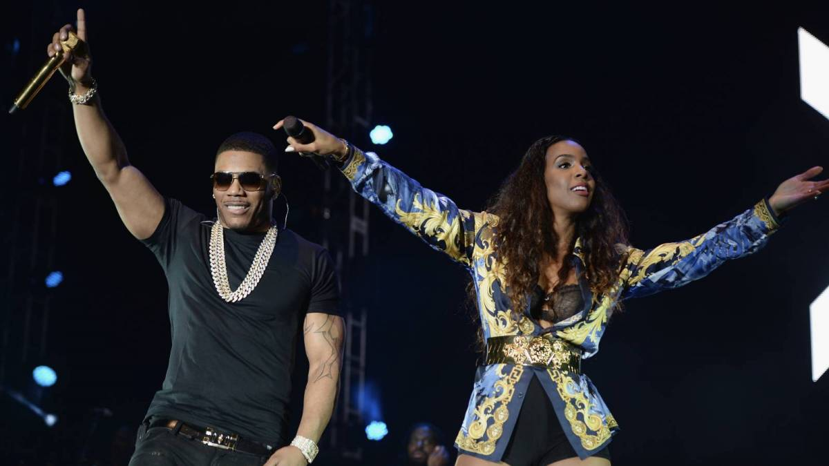 Nelly & Kelly Rowland's 'Dilemma' Video Reaches 1B YouTube Views