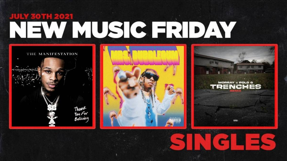 New Singles From G-Eazy & Est Gee, Tyga + More