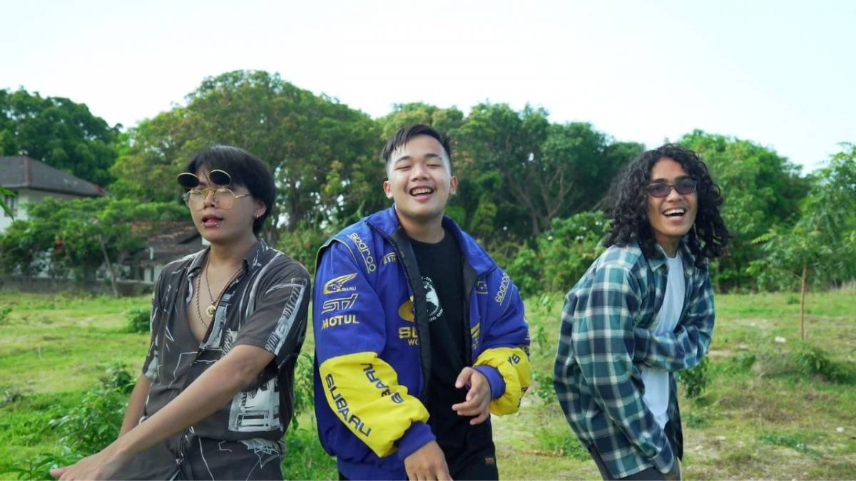 Donyvan, Guddhist, And Trvmata Went Glamping In 'Superman' Video