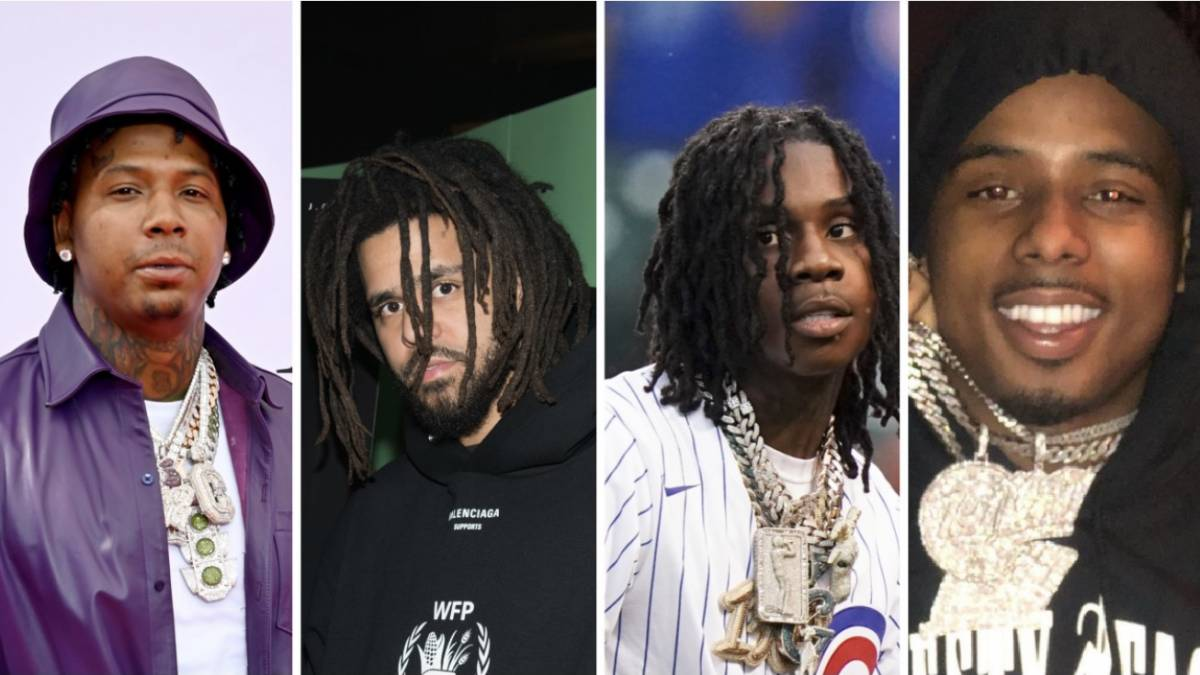 Moneybagg Yo Leading J. Cole, Pooh Shiesty & More For Highest Selling Hip Hop Album In 2021