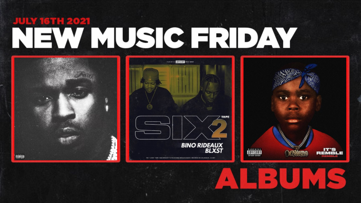 New Music Friday - New Albums From Pop Smoke, Remble, Blxst + Bino Rideaux, A$AP Ant + More