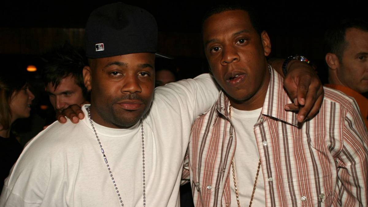 Damon Dash Says JAY-Z Beef Is With Kareem 'Biggs' Burke - Not Him