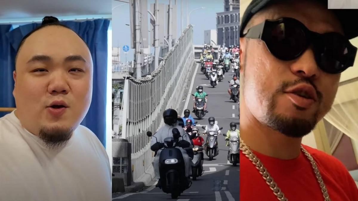 MUTA & MC HotDog Honor Delivery Workers In '苦天樂 Bittersweet Rap Song'
