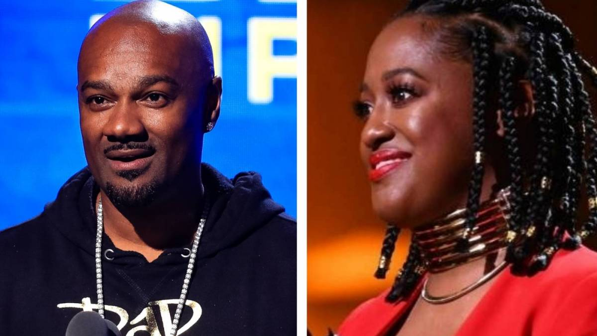 Former 'Rap City' Host Big Tigger & Rapsody Launch 'Off Top' Video Show With First Guest Conway The Machine
