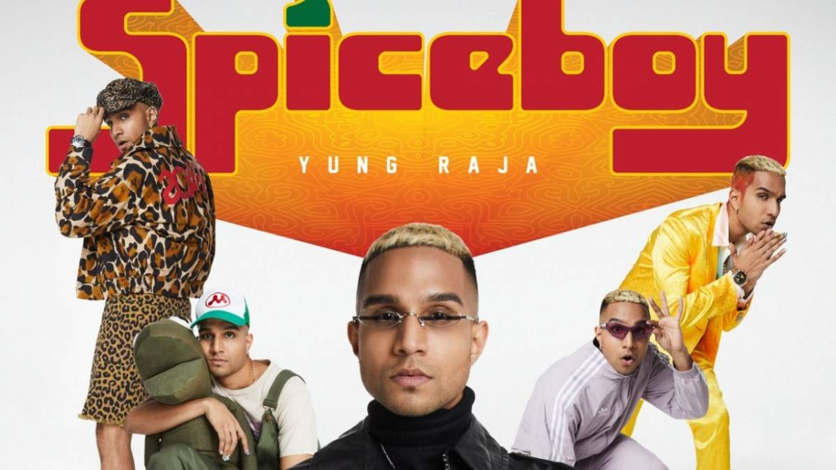 Yung Raja Pays Homage To His South Asian Roots In Cheeky 'Spice Boy' Video