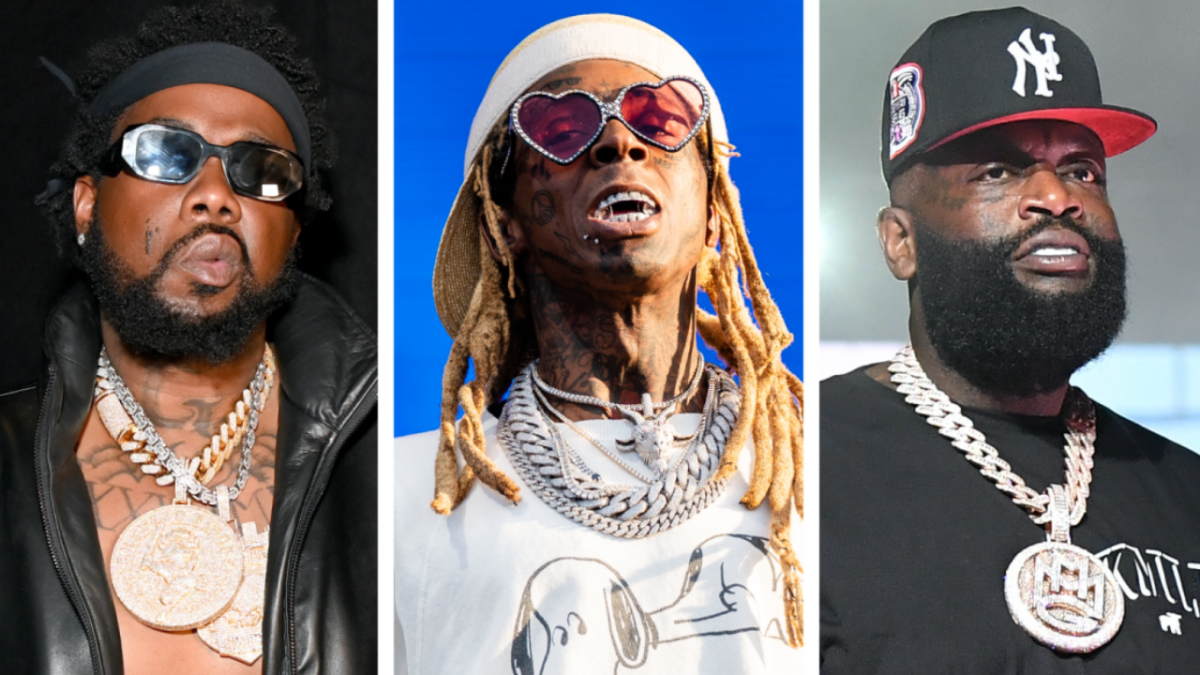 Conway The Machine Assembles Lil Wayne, Rick Ross, T.I. + More For Shady Album Tracklist
