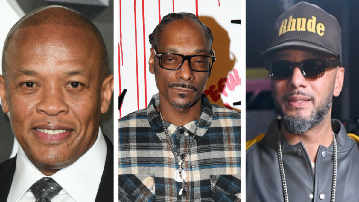 Dr. Dre, Snoop Dogg & Swizz Beatz's Sons Linking Up For New Movie