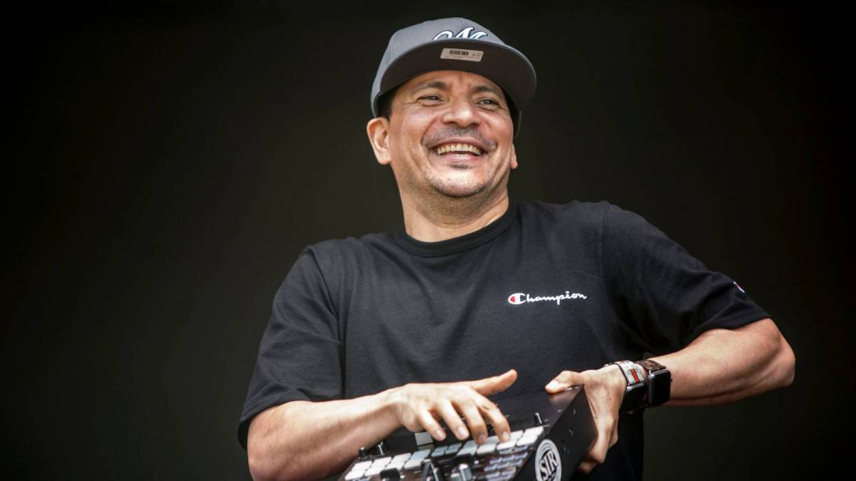 Mix Master Mike Explores Holoportation In First-Ever Hybrid Listening Event For 'Ready Slayer One' Album