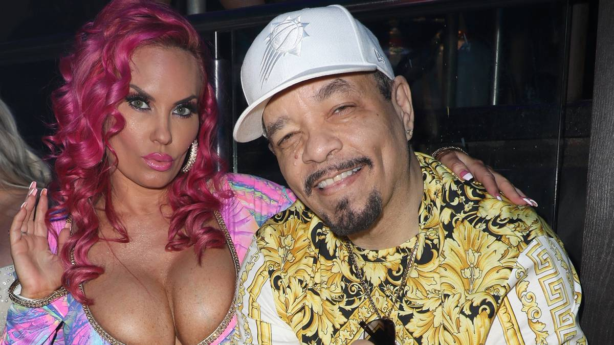 Ice-T's Wife Coco Austin Defends Breastfeeding 5-Year-Old Daughter Chanel