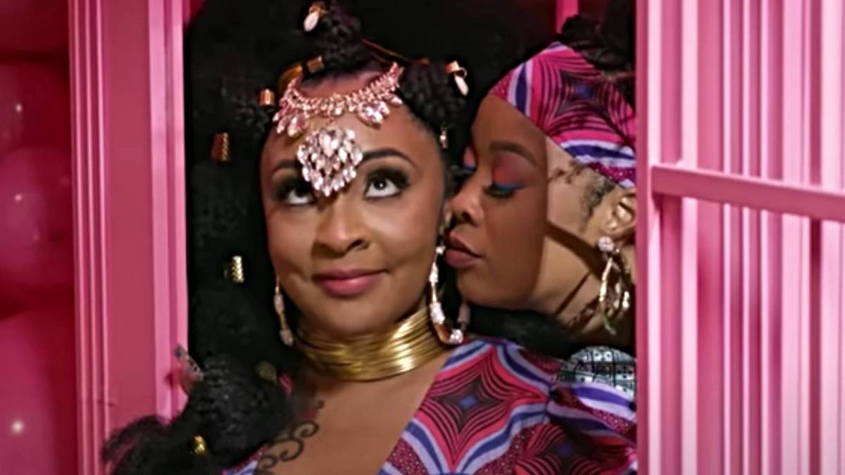 Da Brat Explains How Her Girlfriend Judy Wound Up Outing Her On Instagram