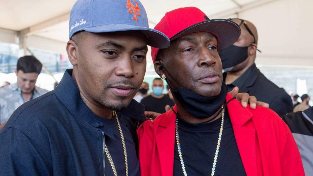 Legends Nas, Kid Capri, DJ Scratch, Busta Rhymes, Kool Rock Ski + More Celebrate Hip Hop's 48th Birthday