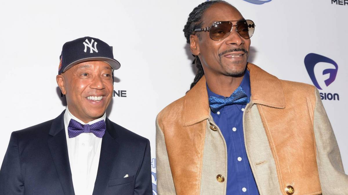 Snoop Dogg + Russell Simmons Announce 'Masterminds of Hip Hop' NFT Collection To Help Hip Hop's Pioneers