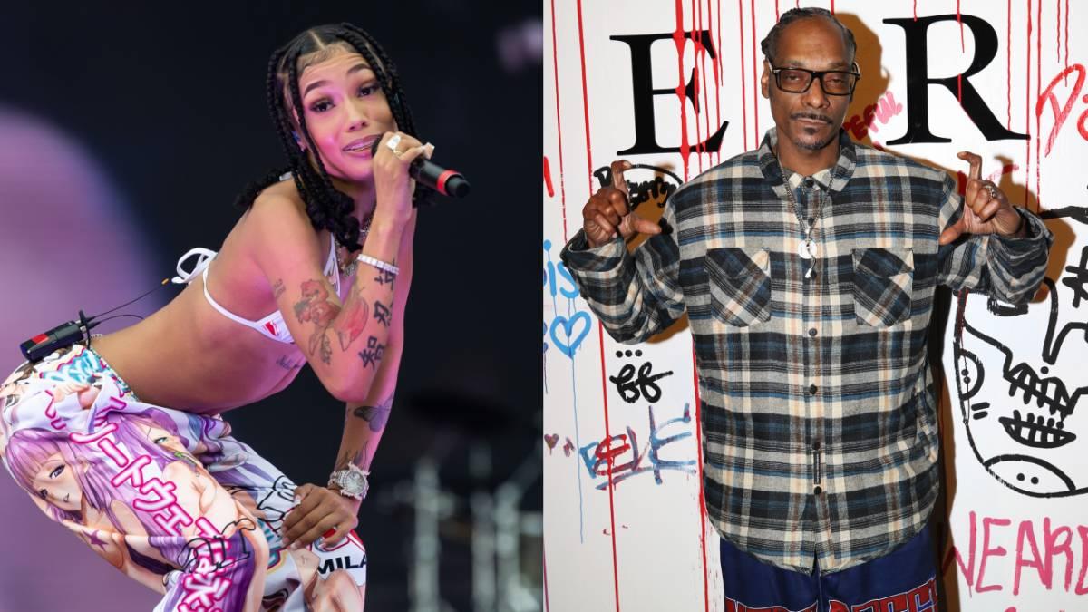 Coi Leray Links With Snoop Dogg For 'Big Purrr' TikTok