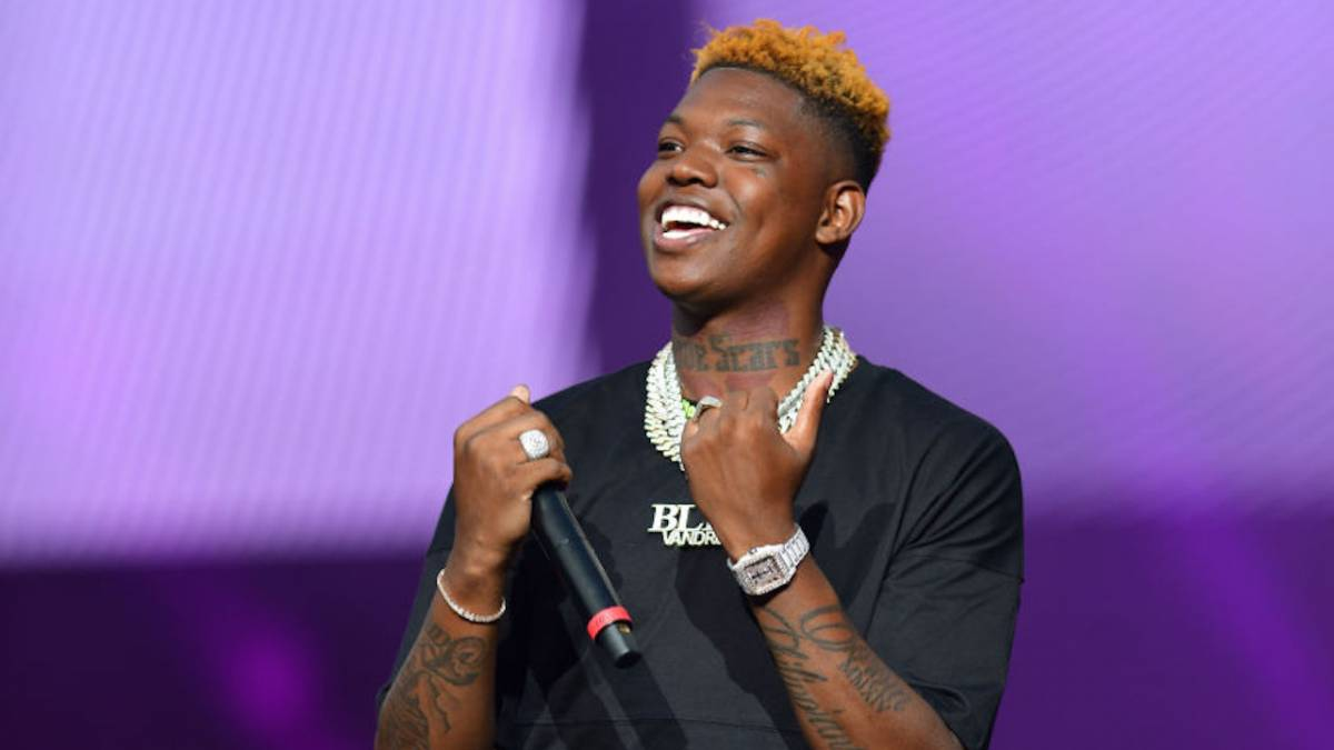 Yung Bleu Learns His Mansion Comes With A Ridiculous Light Bill