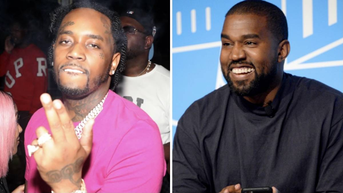 Fivio Foreign Has Kanye West Working On His Album