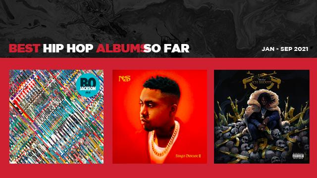 The Best Hip Hop Albums Of 2021 ...(so far)