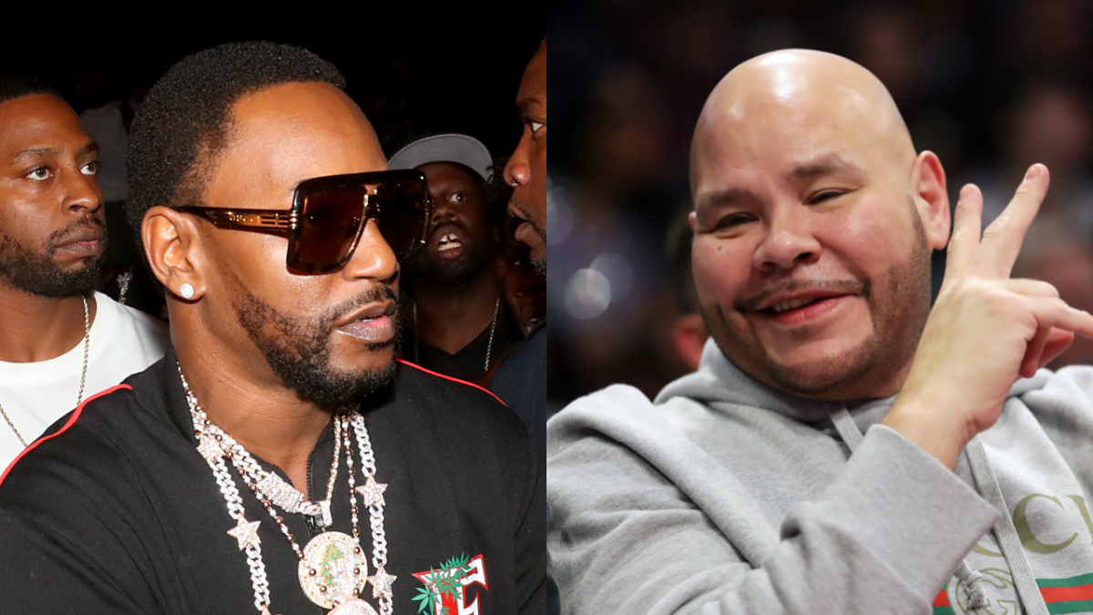Cam'ron Almost Bailed On Verzuz Battle According To Fat Joe