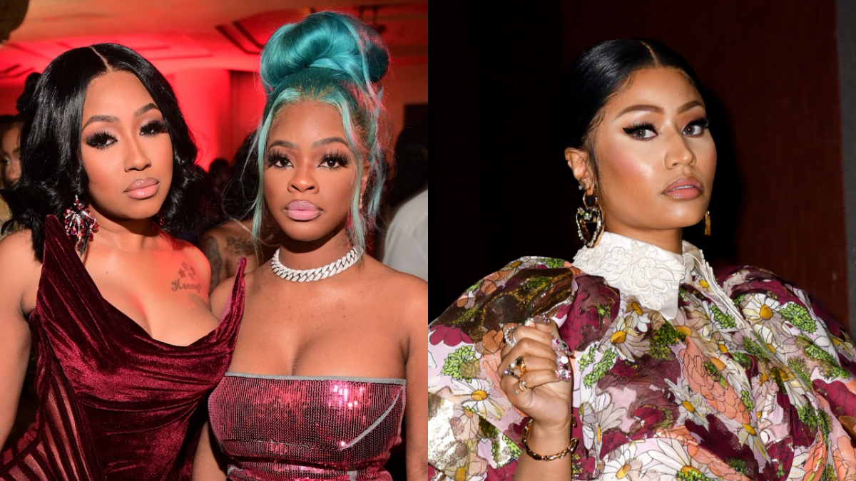 City Girls Still 'Hoping' To Work With Nicki Minaj Despite Yung Miami Instagram Block