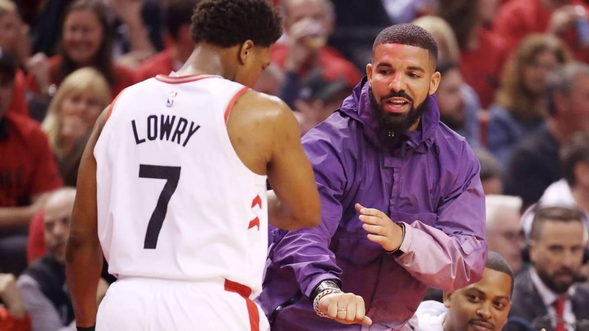 Drake Welcomes Toronto Raptors Rookies While Saying Goodbye To Kyle Lowry