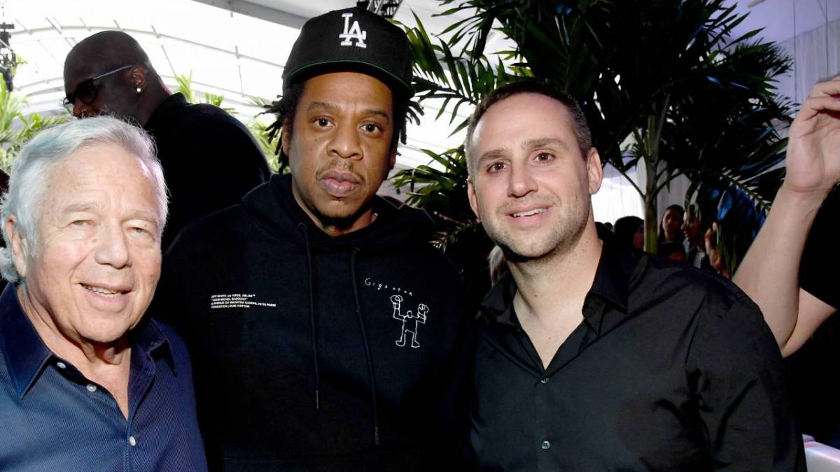 JAY-Z Invests In Michael Rubin's $18B Fanatics Company