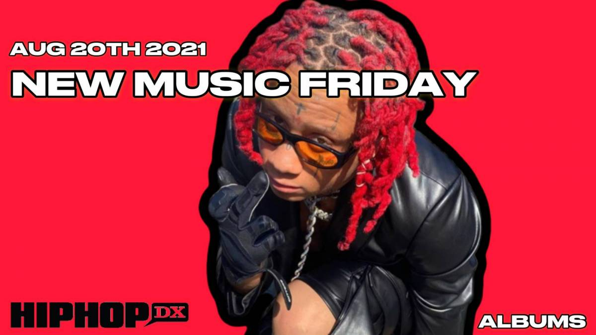 New Music Friday - New Albums From Trippie Redd, Rod Wave, DVSN & Ty Dolla $ign + More