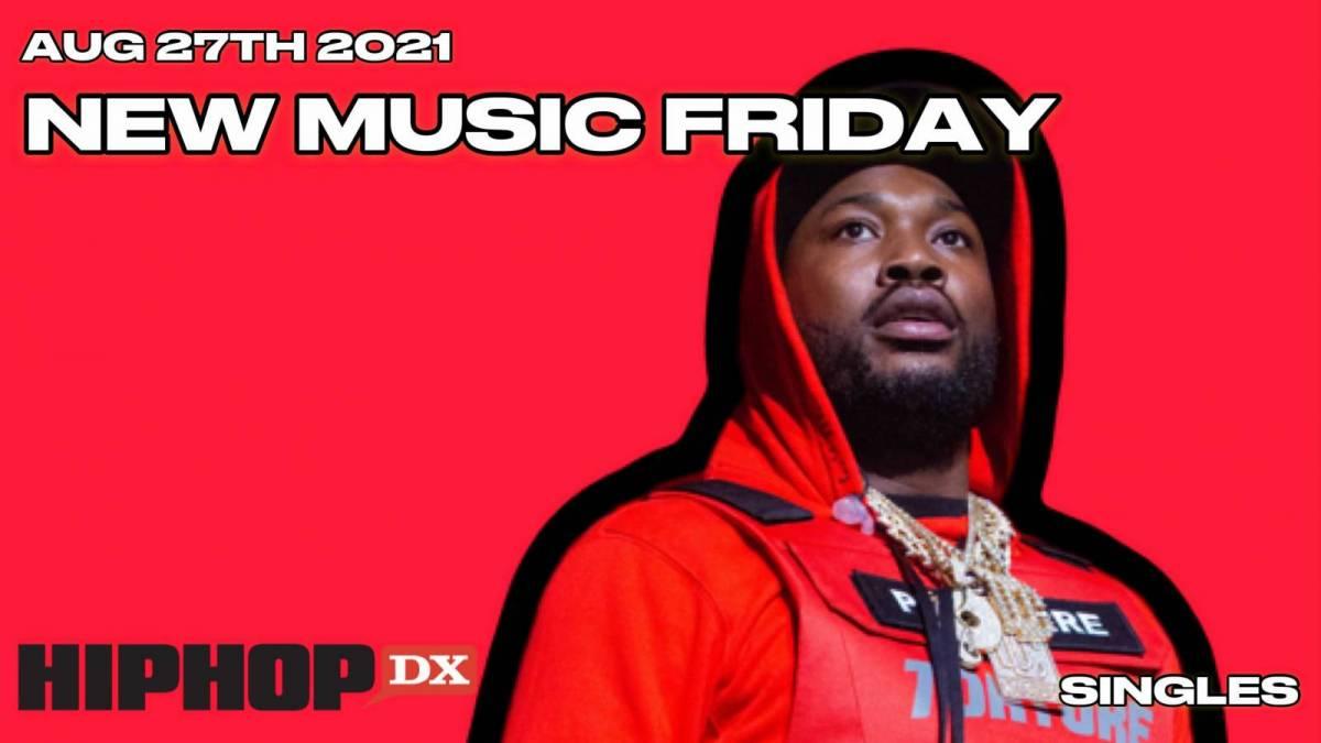 New Music Friday - New Singles From Baby Keem & Kendrick Lamar, Meek Mill, Lil Durk + More
