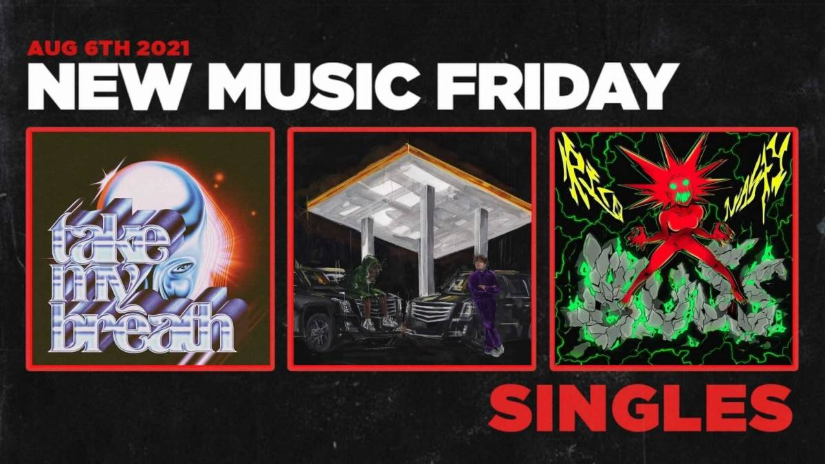 New Music Friday - New Singles From The Weeknd, Jack Harlow + Pooh Shiesty, Rico Nasty + More