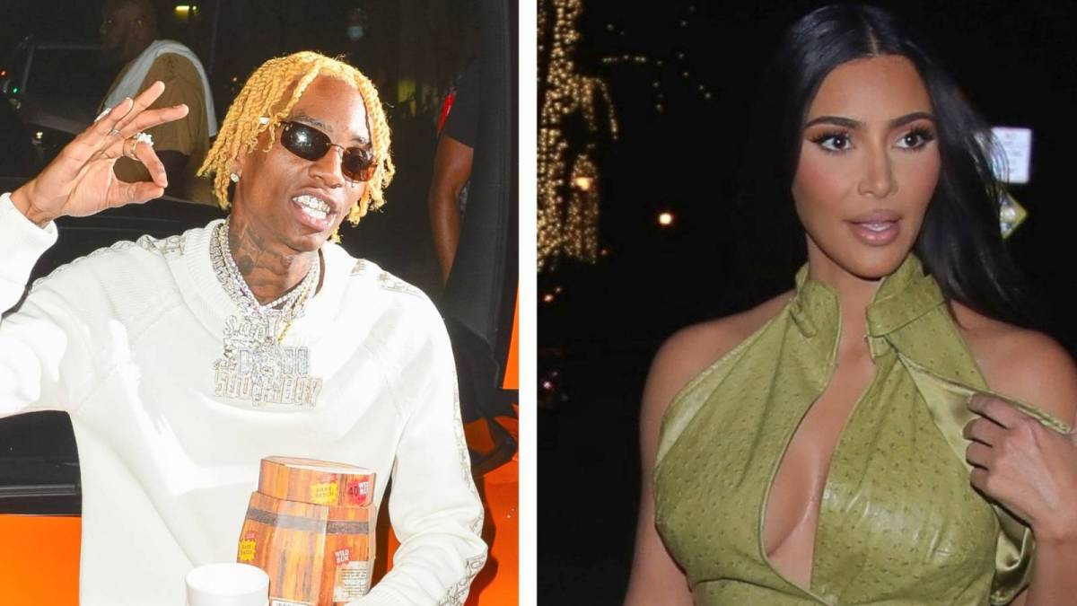 Soulja Boy Suggests To Kanye West He 'Hit It First' With Kim Kardashian Throwback