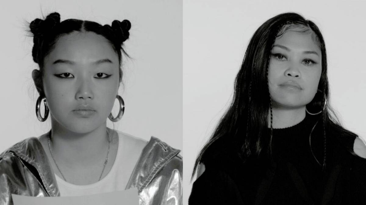 Audrey Nuna, Ruby Ibarra Land Cover On The New York Times Style Magazine