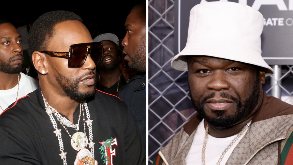 50 Cent's Cam'ron Instagram Slandering Over Verzuz Loss Threatens To Revive Old Beef