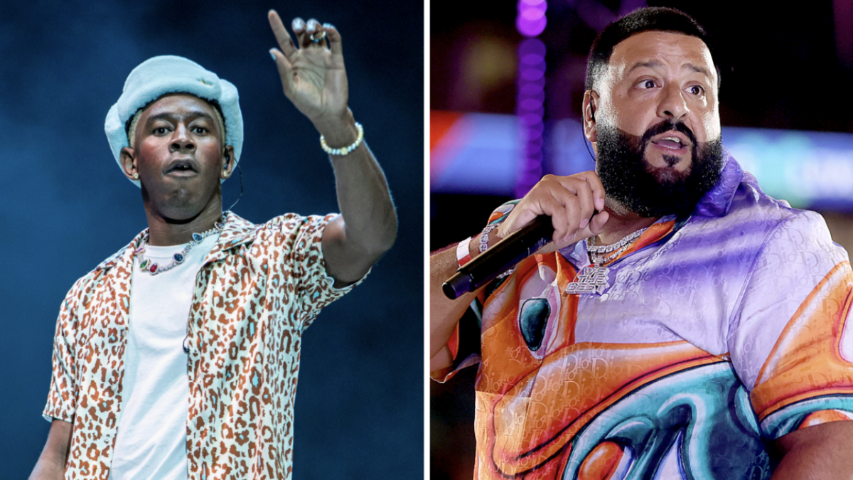 Tyler, The Creator Enjoyed 'IGOR' No. 1 Over DJ Khaled Because It Was 'Watching A Man Die Inside'