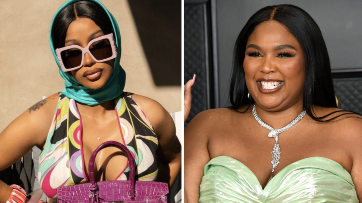 Cardi B Confirms Release Date For Upcoming Lizzo Collaboration