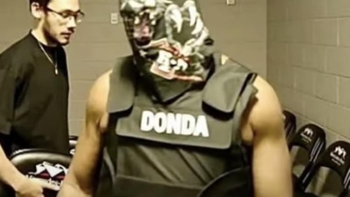 Kanye West's DONDA Bulletproof Vest Sold For $20K