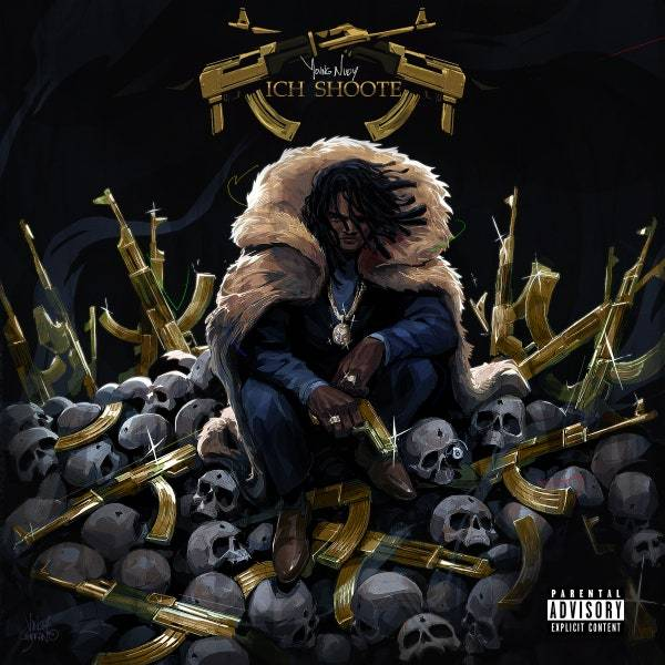 Young Nudy Delivers Coroner Reports While Pi'erre Bourne Produces Burial Anthems On 'Rich Shooter' Album