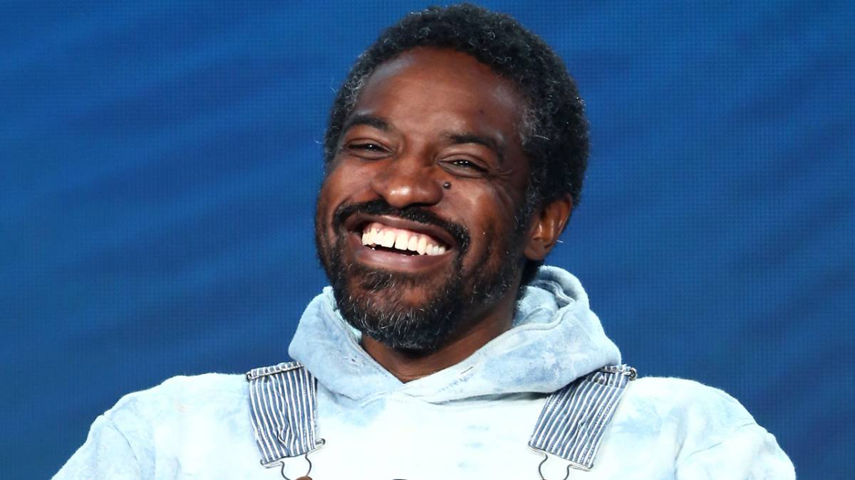 André 3000 Cast In Oscar-Nominated Director's Netflix Movie 'White Noise'
