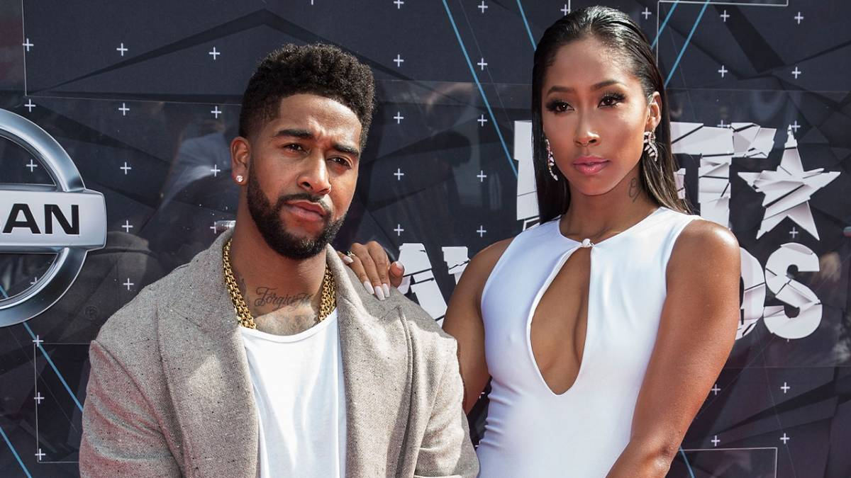 Dr. Dre's Rumored Girlfriend Apryl Jones Airs Out Omarion For Harassing Her In Court