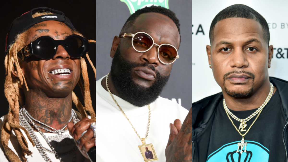 Lil Wayne, Rick Ross + Conway The Machine To Appear On AZ's 'Doe Or Die 2' Album
