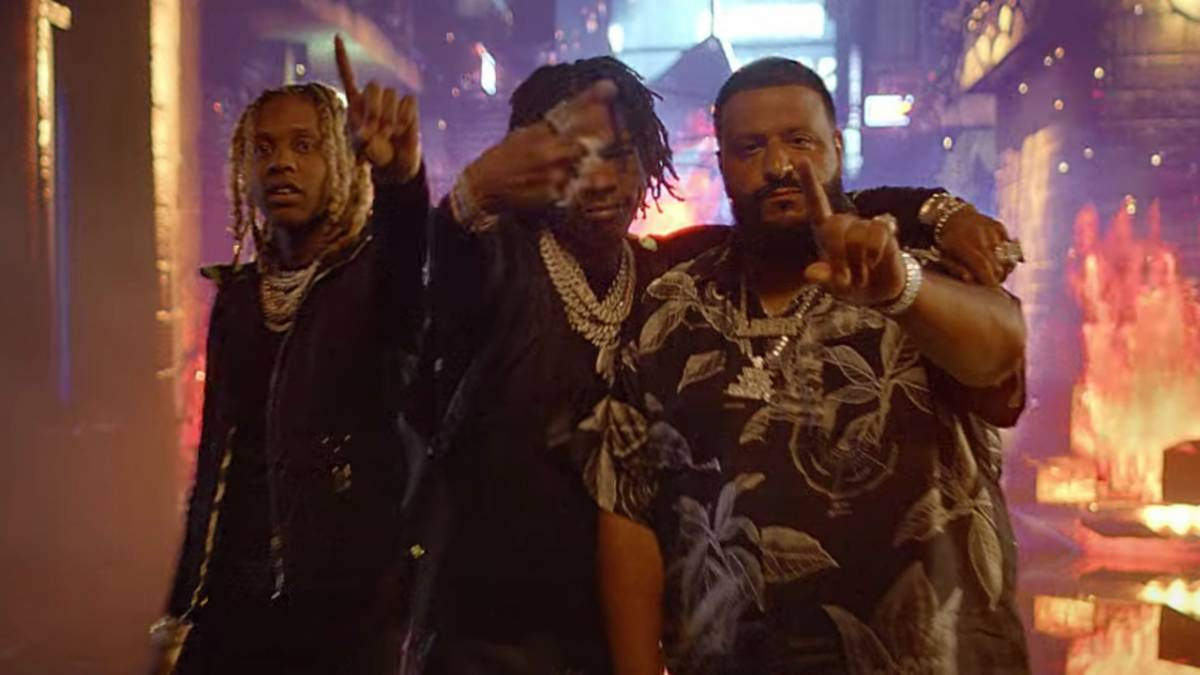 DJ Khaled Proves The Hero & The Voice Are A Platinum-Selling Duo