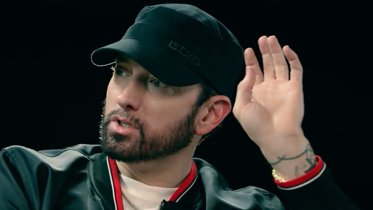Eminem Gets Real White Boy Rick's Support For Portrayal In 50 Cent's 'BMF' Series