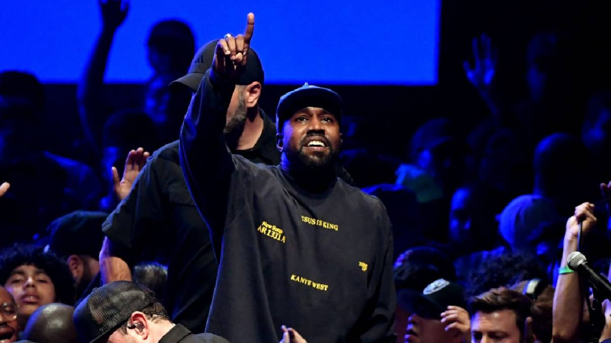 Kanye West 'Donda' Set To Top Billboard 200 With Highest 1st Week Sales In Almost A Decade