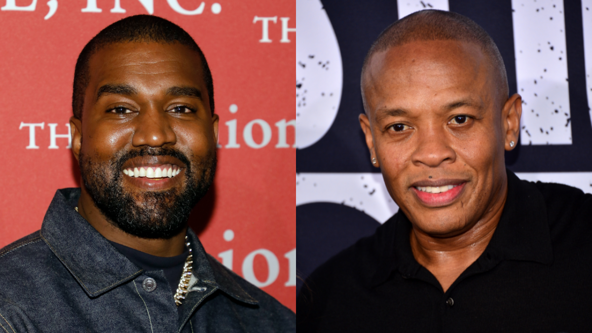 Kanye West & Dr. Dre Preview New Song 'Glory' Ahead Of 'Donda' Release